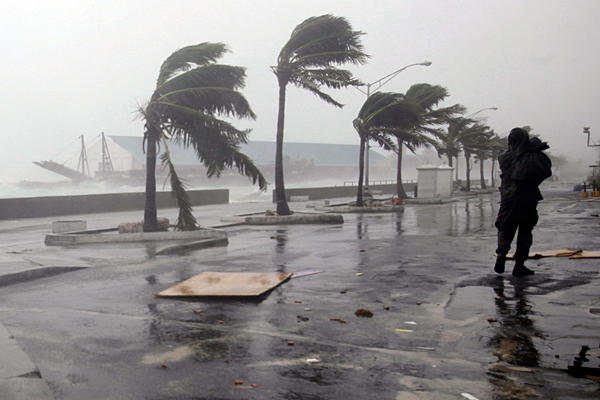 How does Climate Change affect The Bahamas?