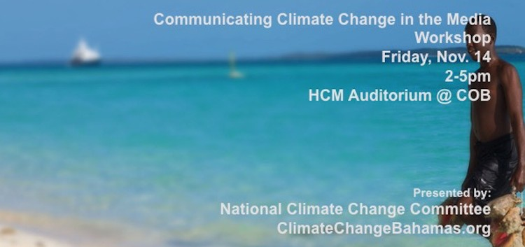 Climate Change Media Workshop